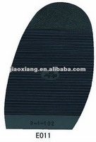 E011 Shoes Repair Material Long Life Sole-H2 Small Size Rubber Shoes