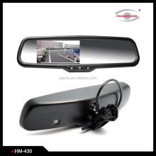4.3 Inch Super High Brightness Rearview Mirror Monitor for Car Vehicle (HM-430)