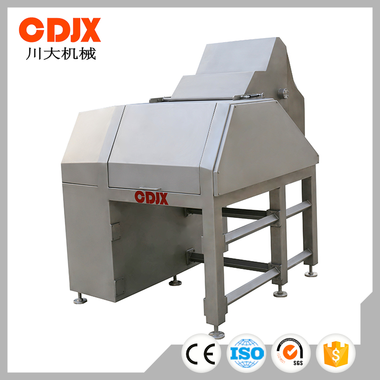 China Manufacturer Wholesale Frozen Beef Slicer For Meat Factory