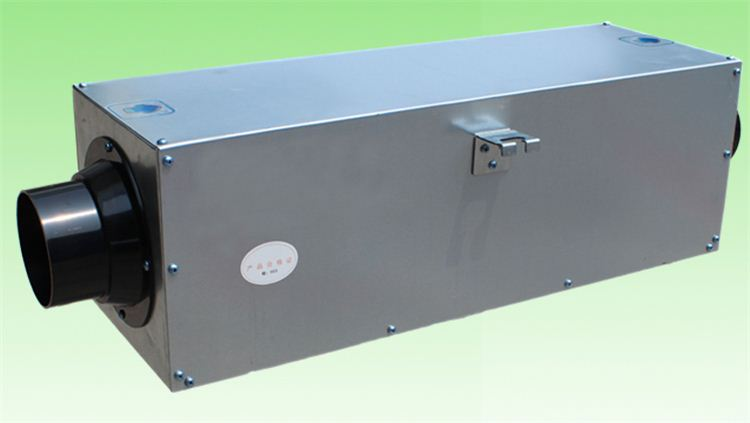 Hydroponics Odor Exhauted and Air ventilation duct Silencer
