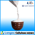 methylcellulose derivatives dry mix mortar additive HEMC