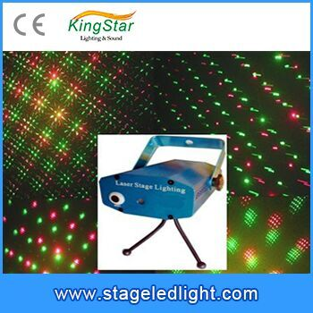 Projector Green And Red R&G Mini Laser Star Stage DJ Lighting Light Party Club LED Stage Lights