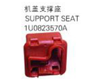 OEM 1U0823570A FOR SKODA OCTAVIA 05 Auto Car support seat