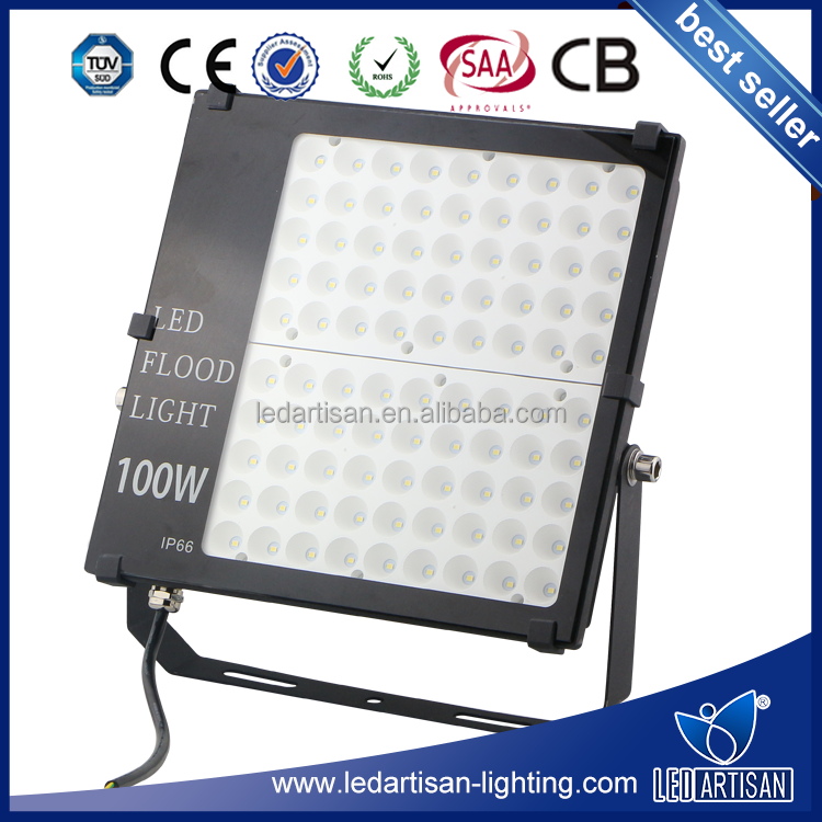 2016 new IP65 waterproof 2000w led flood light with narrow angle for outdoor use