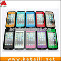 2013 Colorful Water proof phone case for iphone 5