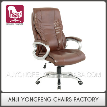 Wholesale Tilted Mechanism New Fashion Pu Leather Chair Office