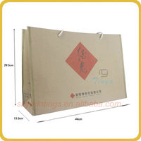 High quality strong thick cheap cement packaging paper bags wholesale