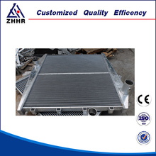 Industrial Oil Cooler Radiador For Compresor