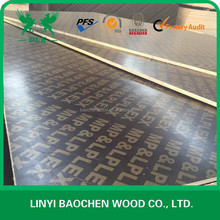 Good quality 12mm film faced plywood to Cambodia