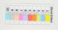 Ohrid Self Adhesive Labels