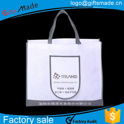 custom printed best nylon folding reusable snack pouches shopping bags