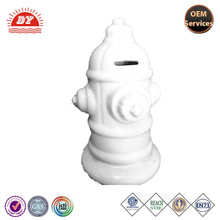 wholesale cheap large plastic fire hydrant coin banks