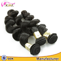 Premium quality last at least 2 years loose wave remy Brazilian hair bundles 7a
