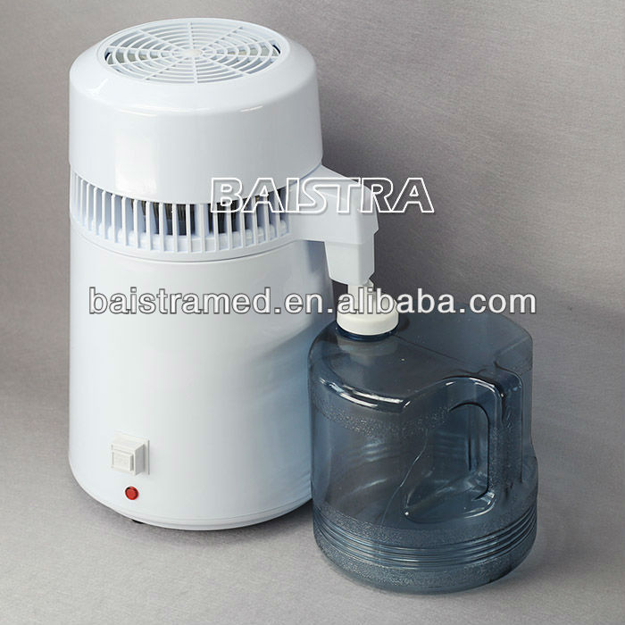 Hot!Mini electric Water Distiller With Plastic Jug