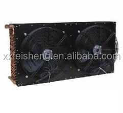 cold storage copper tube air cooled condenser
