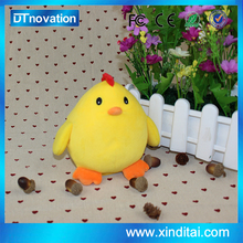China Made stuffed chicken plush toy learn speaking