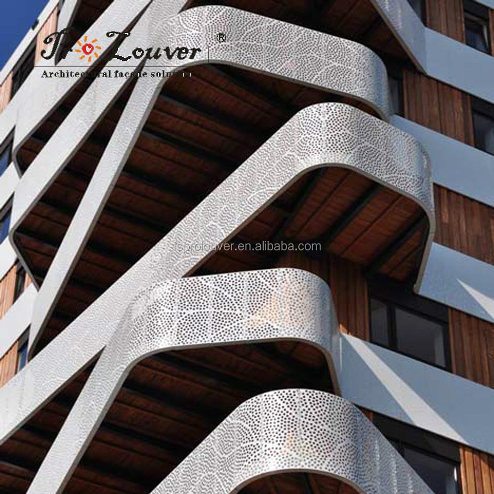 Image Perforated Metal Panel For Railing Panel - Buy Image ...