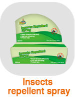 Outdoor High Efficient Mosquito/Insect Repellent
