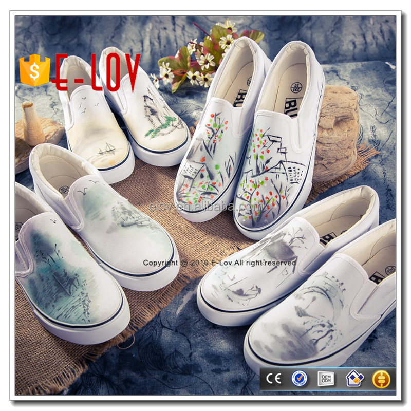 Hot sale USA wholesale sneakers casual shoes woman