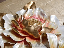 top grade fashion wall decoration of flowers