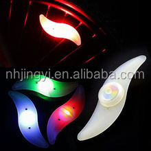 Fashion LED front tail bike 4mold bicycle safty light