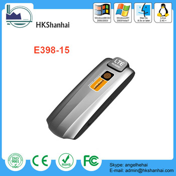High speed unlocked fdd tdd usb dongle 4g lte modem huawei e398
