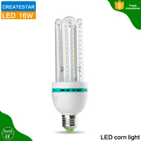 High quality energy saving LED Corn Light bulb 2U 3U 4U shaped led light bulb with CE FCC ROHS