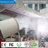 With CE Factory Supply 60L large volume industrial water mist fan,water mist fan ,mist fan