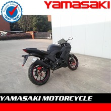chinese Yamasaki Popular motor 250cc black racing motorcycle
