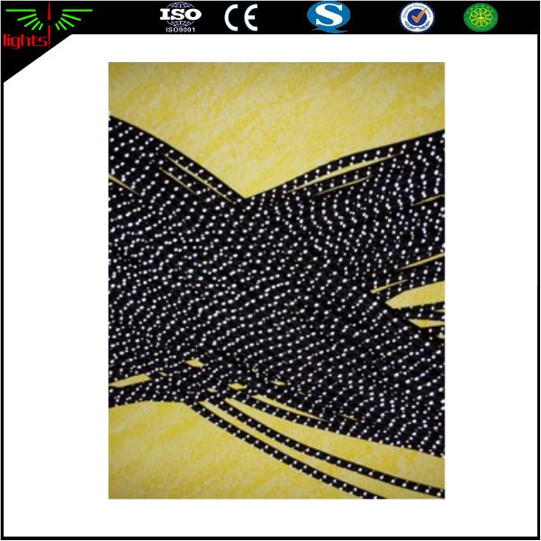China Dong Guang en471 top quality elastic reflective cord with reflective yarn