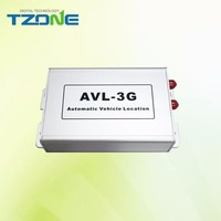 Tzone AVL-05 new great real-time location 3g GPS tracker for fleet