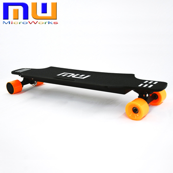 China supplier dual hub motor mount electric skateboard