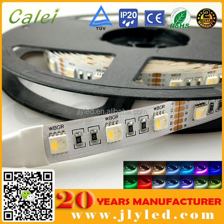 Magic RGBWW 5050 Multicolor LED Strip Light 300leds/5M DC12V Flexible LED Strips