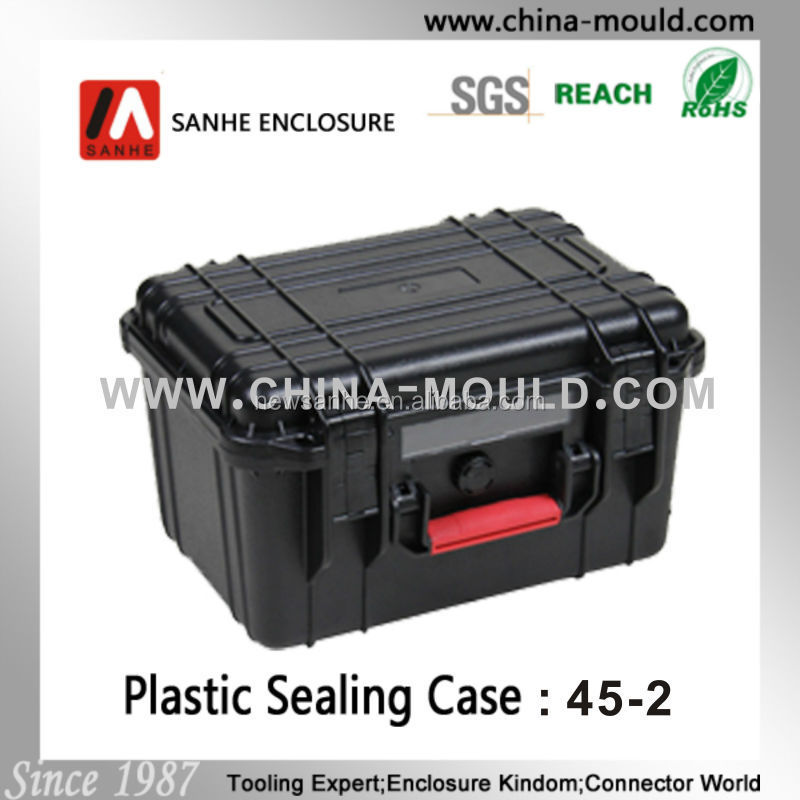 abs plastic protective housing for industry