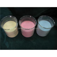 ABC dry chemical powder of fire extinguishing agent