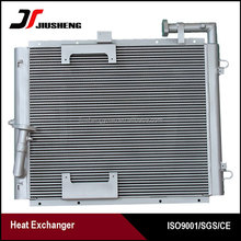 Best selling bar and plate excavator oil radiator cooler