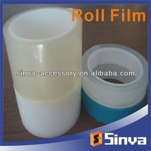 Factory Supply Clear, Matte, Mirror, Anti Shock Screen Protector in Roll, Roll Film For Screen Guard