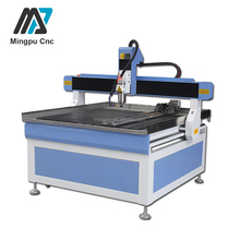 China Supplier Homemade CNC Router Woodwork For Wood Aluminum Milling