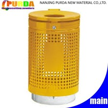 Exterior Powder Paint For Outdoor Dustbin