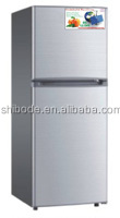 China supplier solar power fridge, solar fridge freezer refrigerator