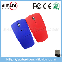 gift mouse/Mouse usb 2.4g wireless mouse drivers/ optical folding mouse