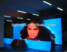 CL/meanwell power supply stable quality P6/PH6 indoor advertising video SMD Led Display