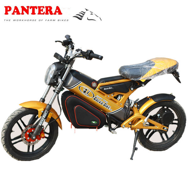 PT-E001 Nice Good Quality Powerfrul Cheap Price Used Electric Motorcycle