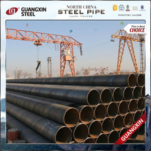 industry leader supply 48inch large size spiral steel pipe carbon steel tube