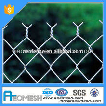 Black chain link railroad fence, removable road link fencing