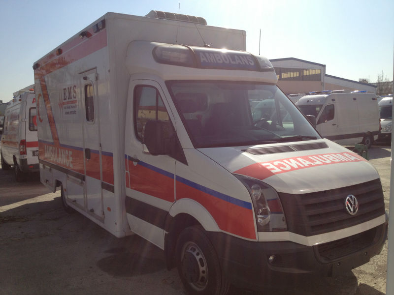 Ambulnce Cars new more in stock !