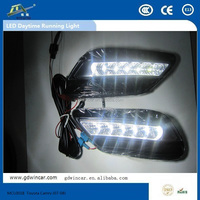 Small Led Daytime Running Lights For Toyota Camry 2007 - 2008