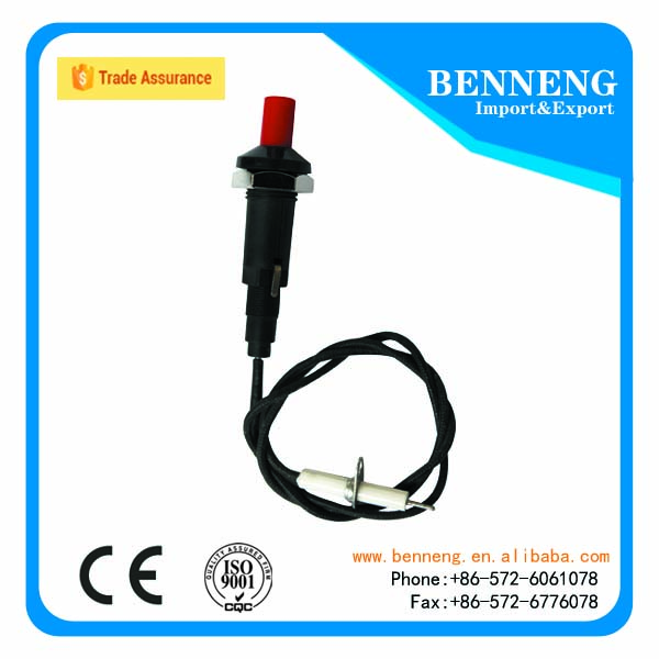 B4404 ignition electrode assembly for lpg gas bbq grill