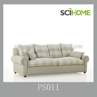 buy furniture from china in home-furniture hemp fabric 3 seat long sofa
