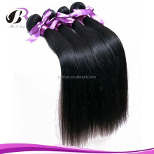 New Style Sliky Straight Natural Color human hair 7a Human Hair